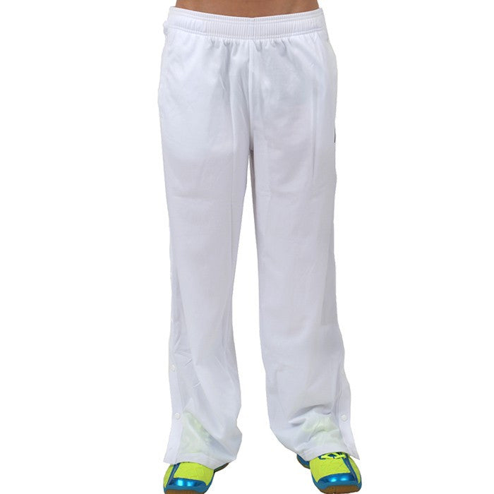 Harrow Tear Away Warm Up Pants, White