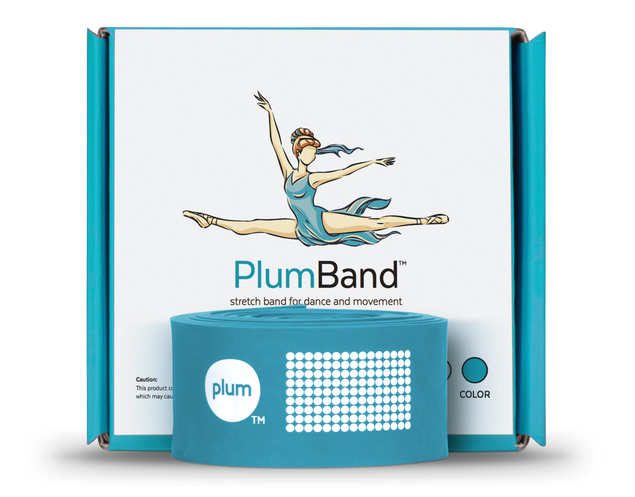 The PlumBand® Stretch Band for Dance and Ballet – Colors and Sizes for Kids & Adults