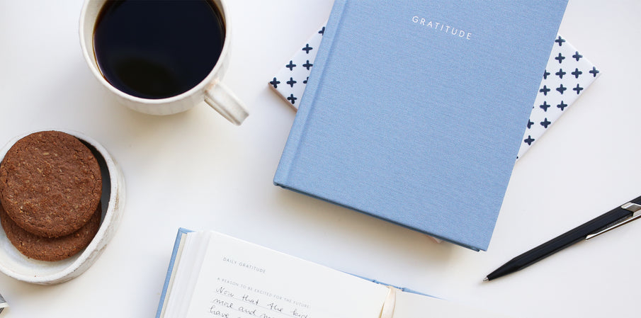 Why I designed the Gratitude Journal