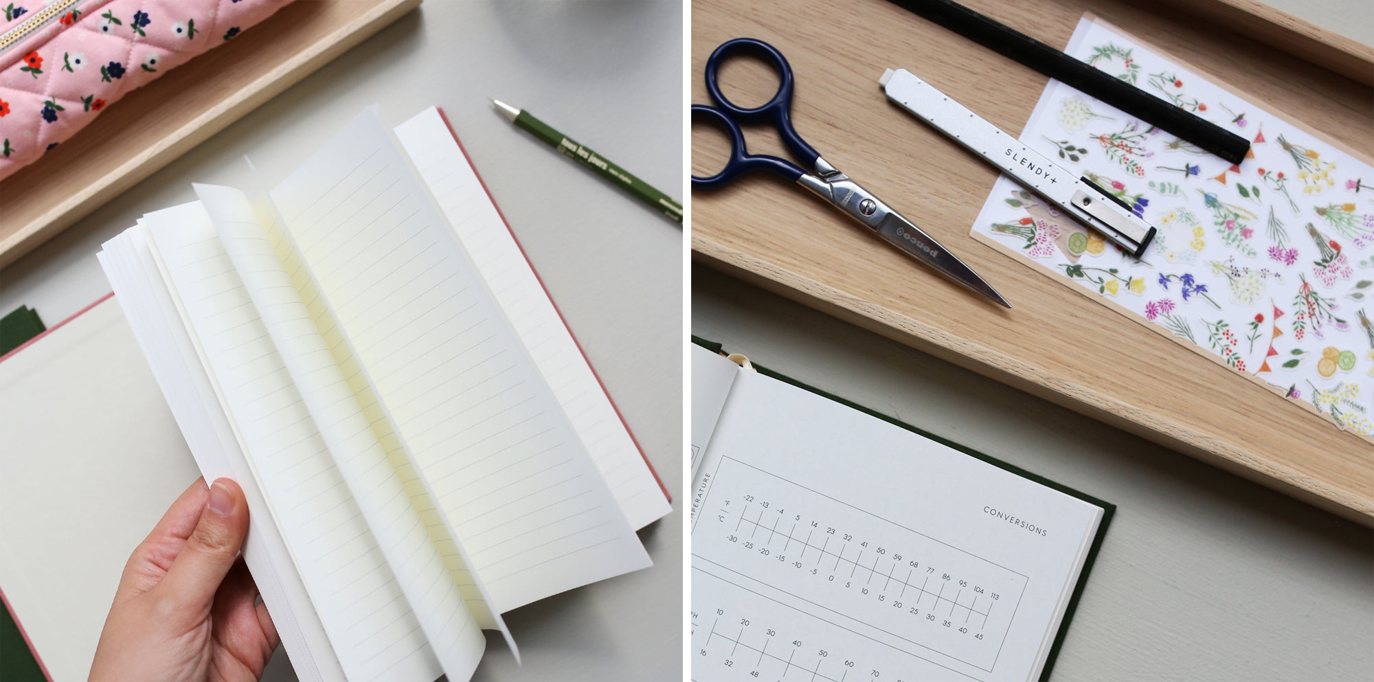 Summer stationery essentials