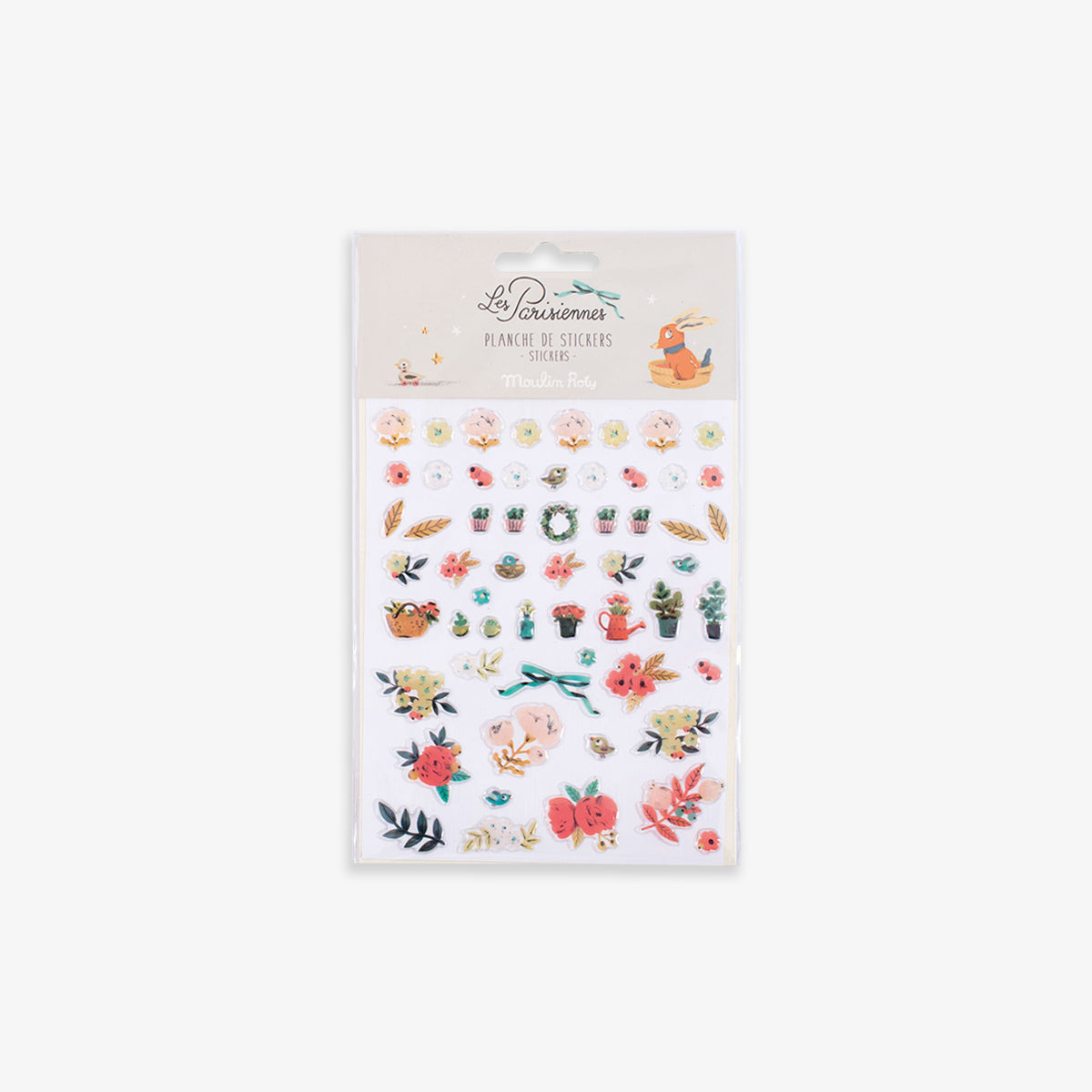 STICKERS // FLOWERS