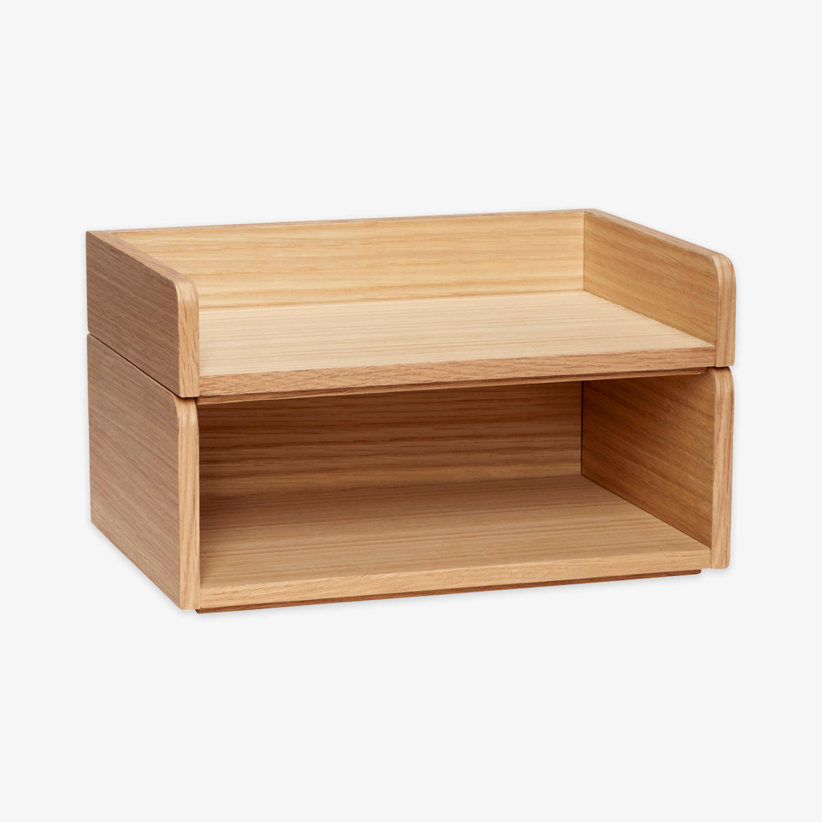 ORGANISER (SET OF 2) // OAK