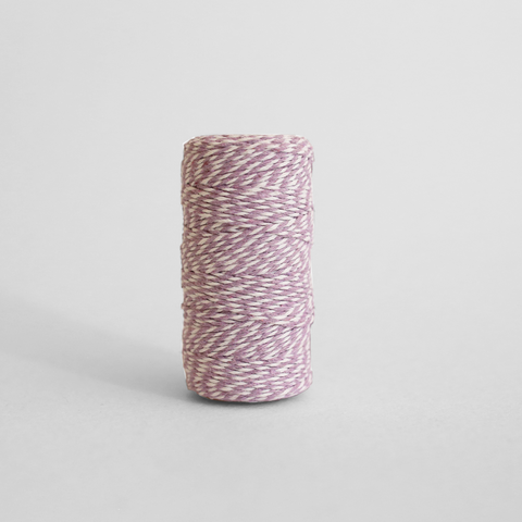 BAKER'S TWINE // PURPLE