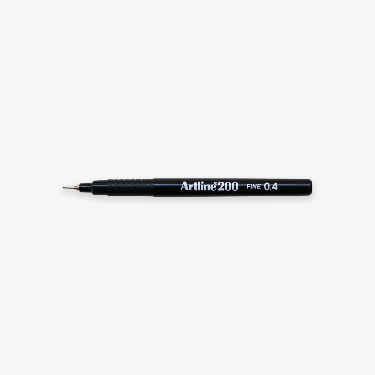 FINELINER 0.4 MM // BLACK