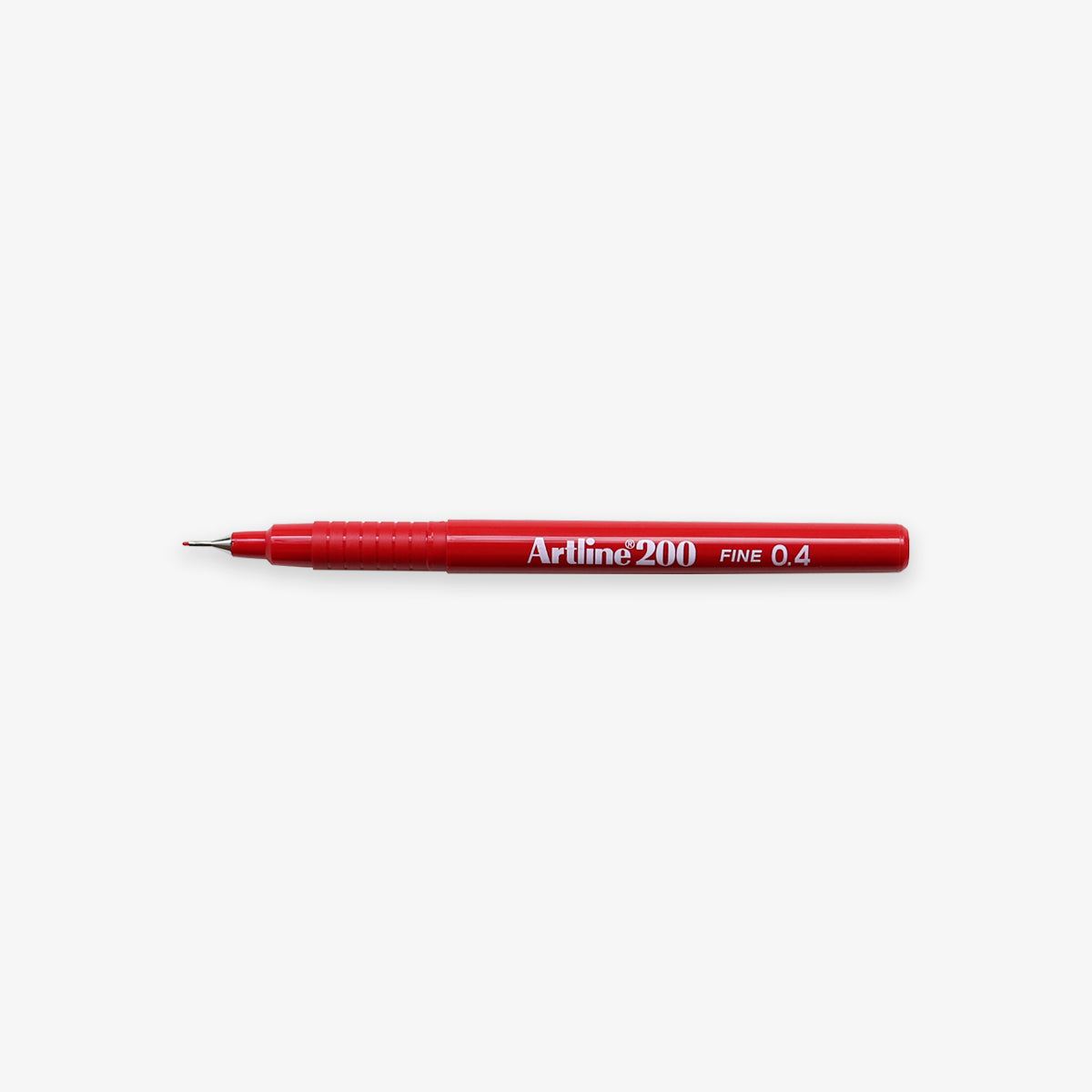 FINELINER 0.4 MM // RED
