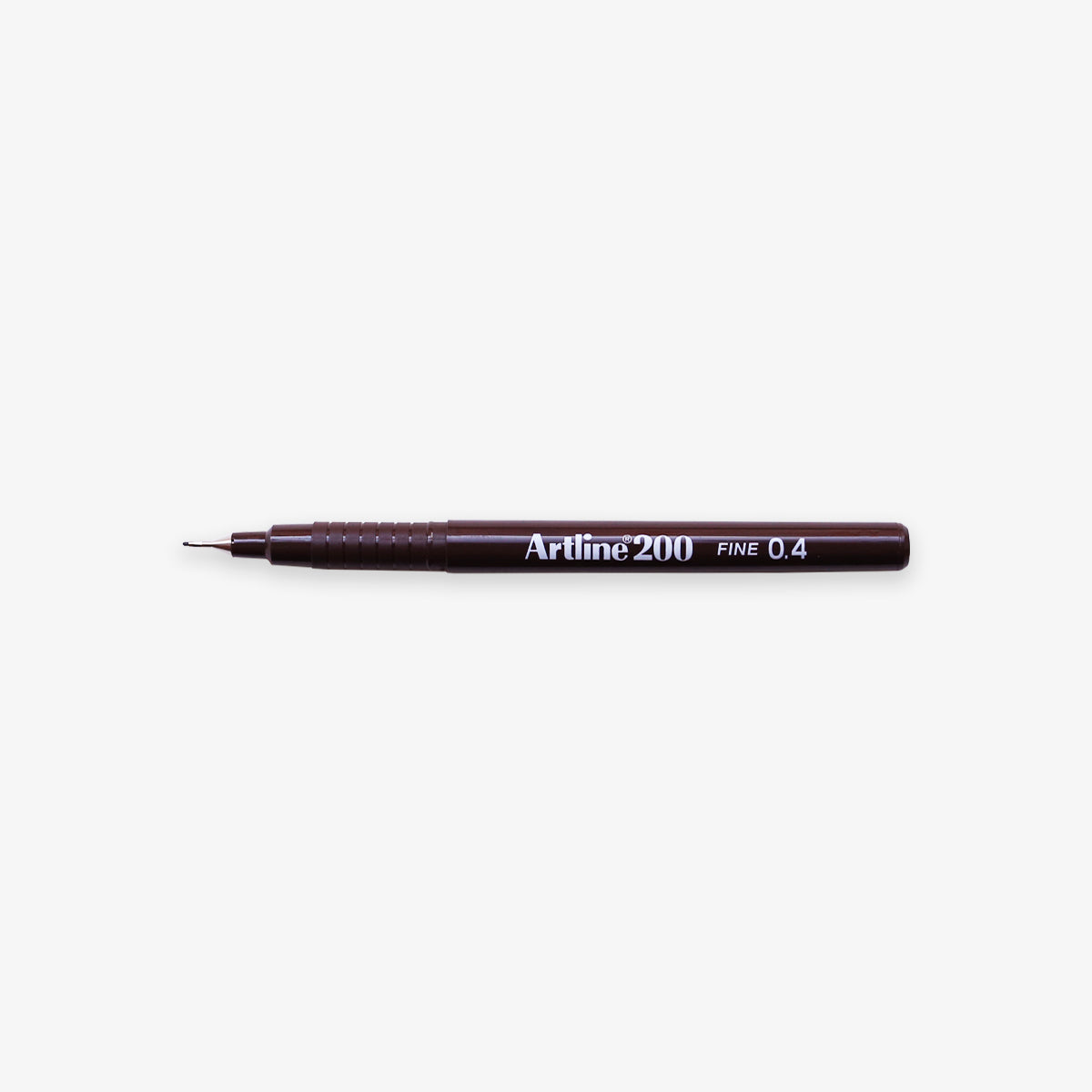 FINELINER 0.4 MM // DARK BROWN