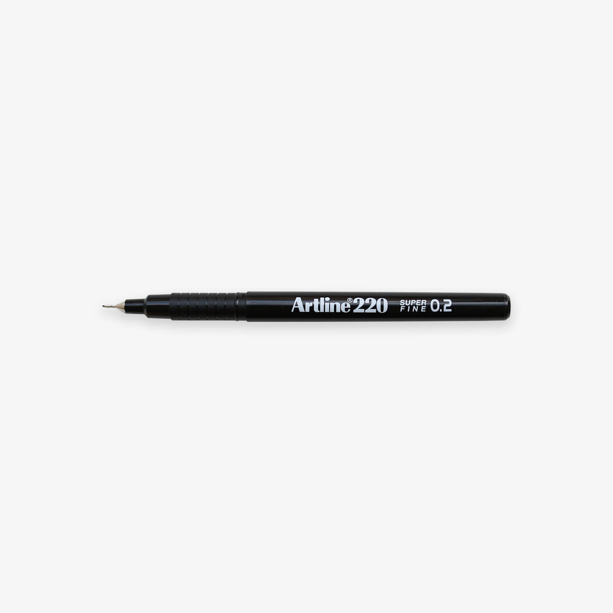 FINELINER 0.2 MM // BLACK