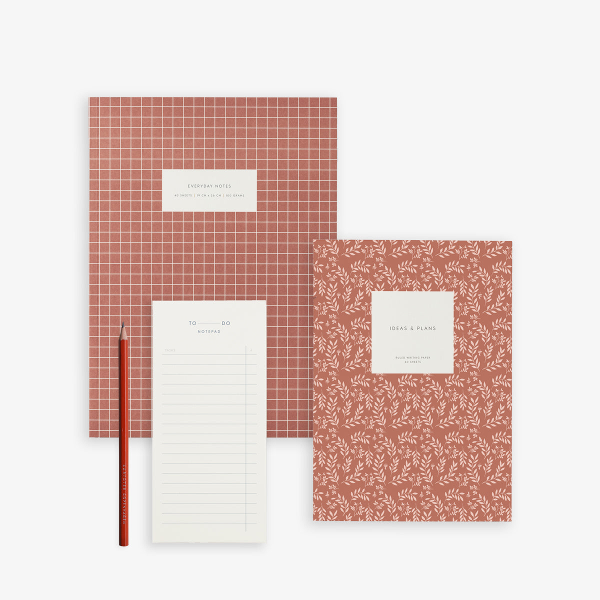 BACK TO SCHOOL SET // I LIKE PEACH