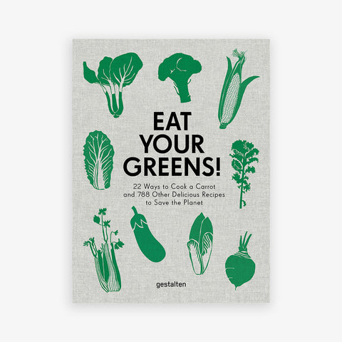 BOOK 'EAT YOUR GREENS!'