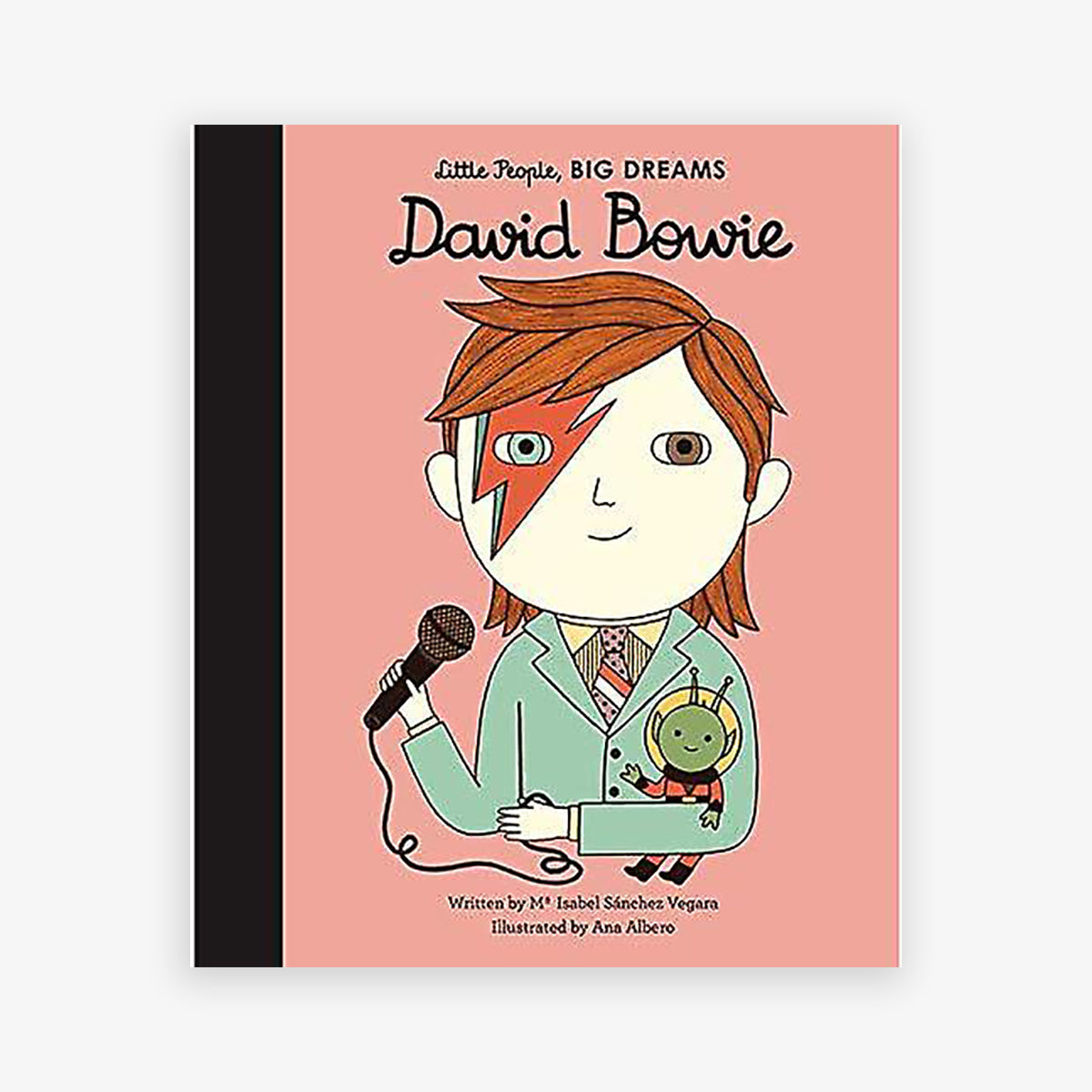 BOOK 'LITTLE PEOPLE, BIG DREAMS' // DAVID BOWIE