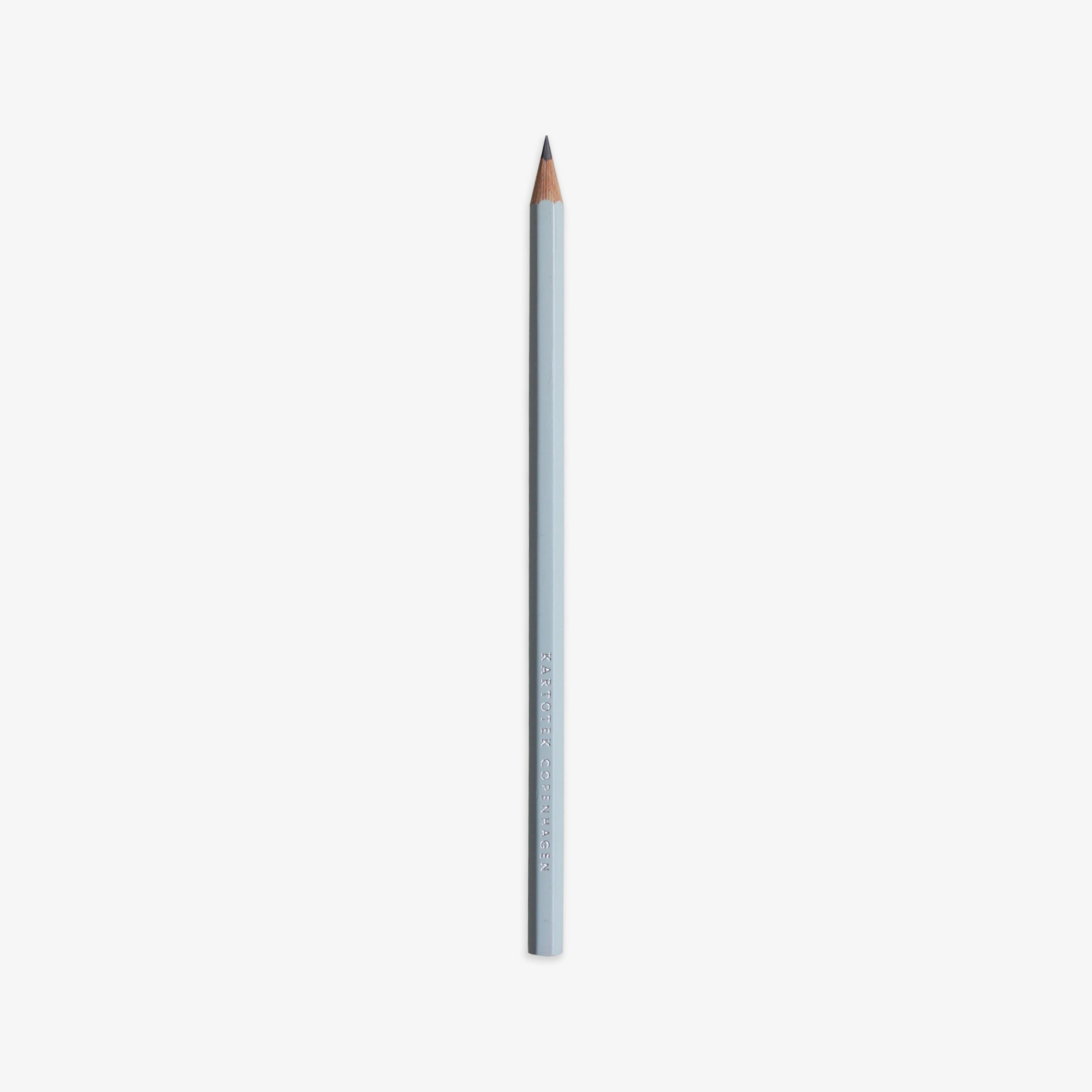 CEDAR WOOD PENCIL // LIGHT BLUE
