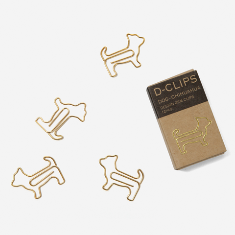 D-CLIPS MINI // DOG CHIHUAHUA