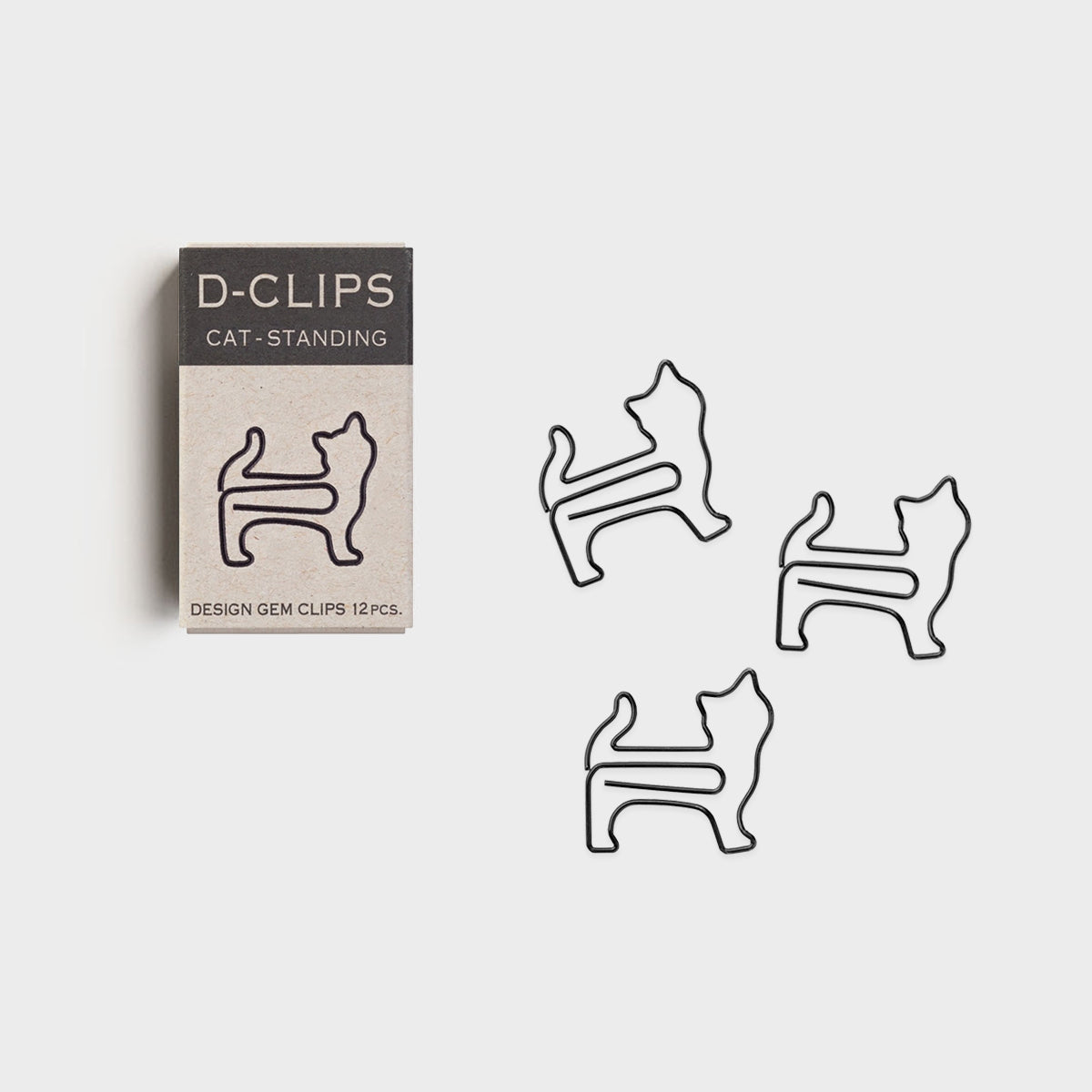 D-CLIPS MINI // STANDING CAT