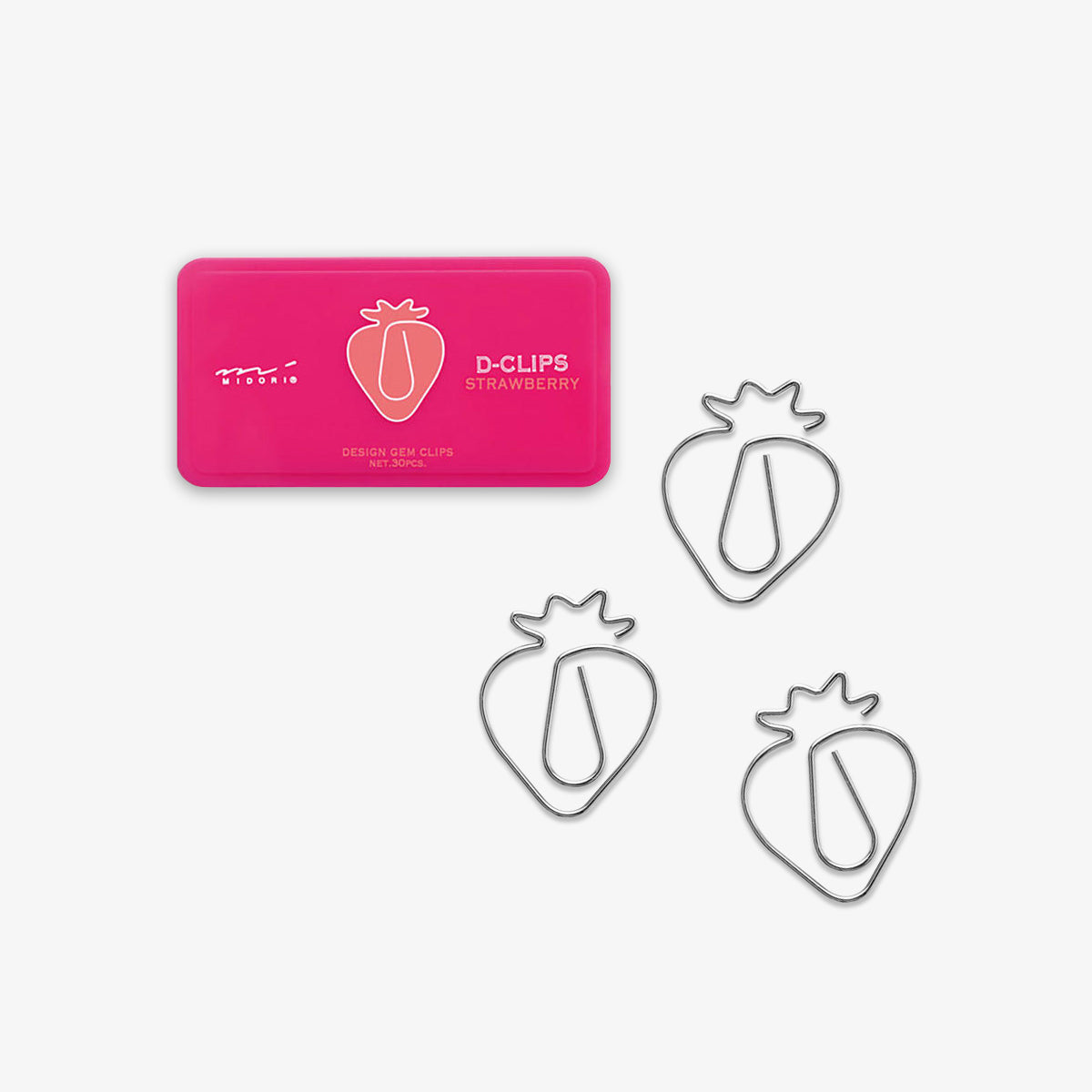 D-CLIPS MINI // STRAWBERRY