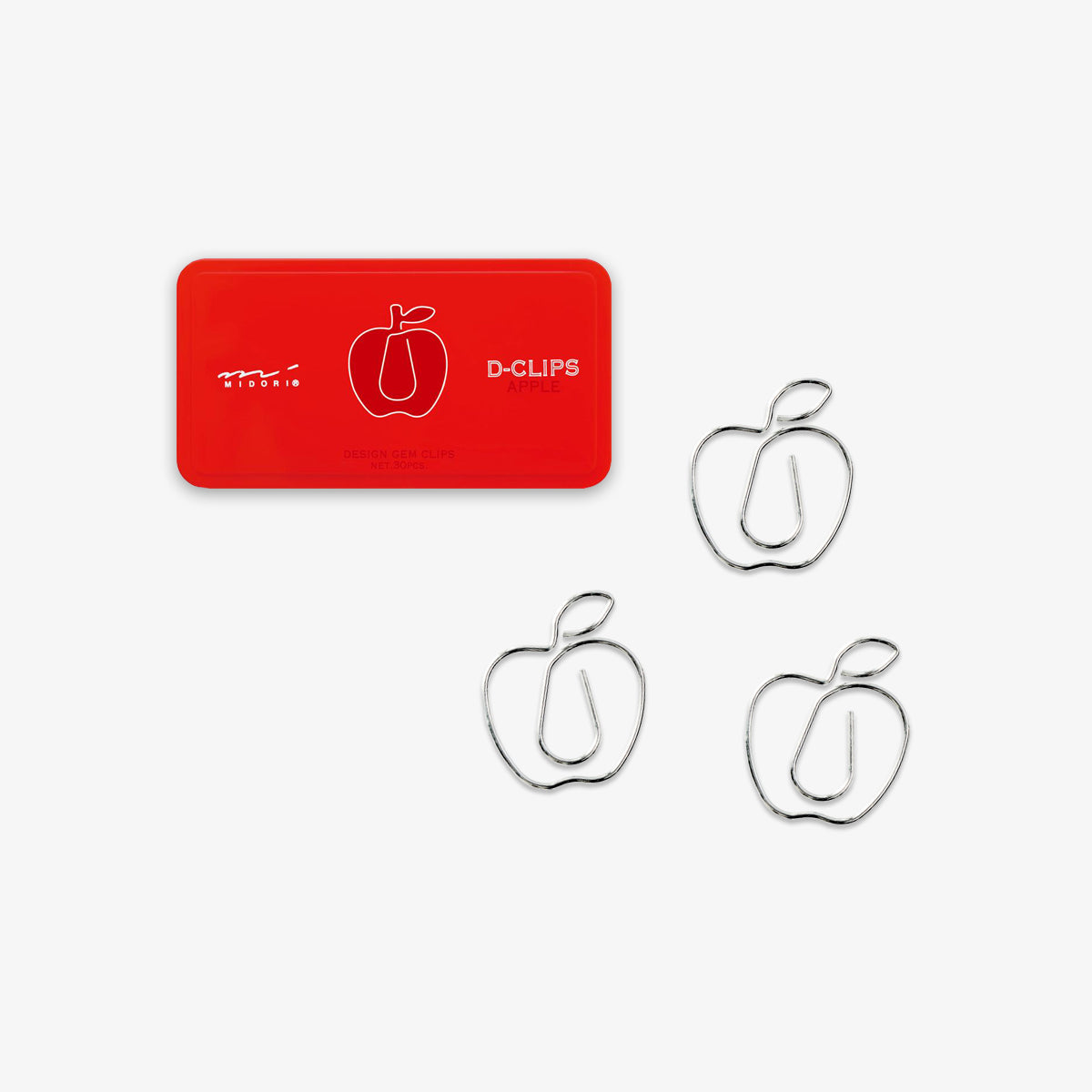 D-CLIPS MINI // APPLE