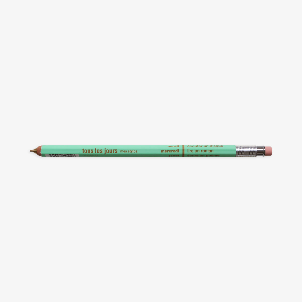 DAYS MECHANICAL PENCIL 0.5mm // MINT