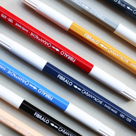 FIBRALO MARKER PENS // JULIE'S CHOSEN - THE COMPLETE SET