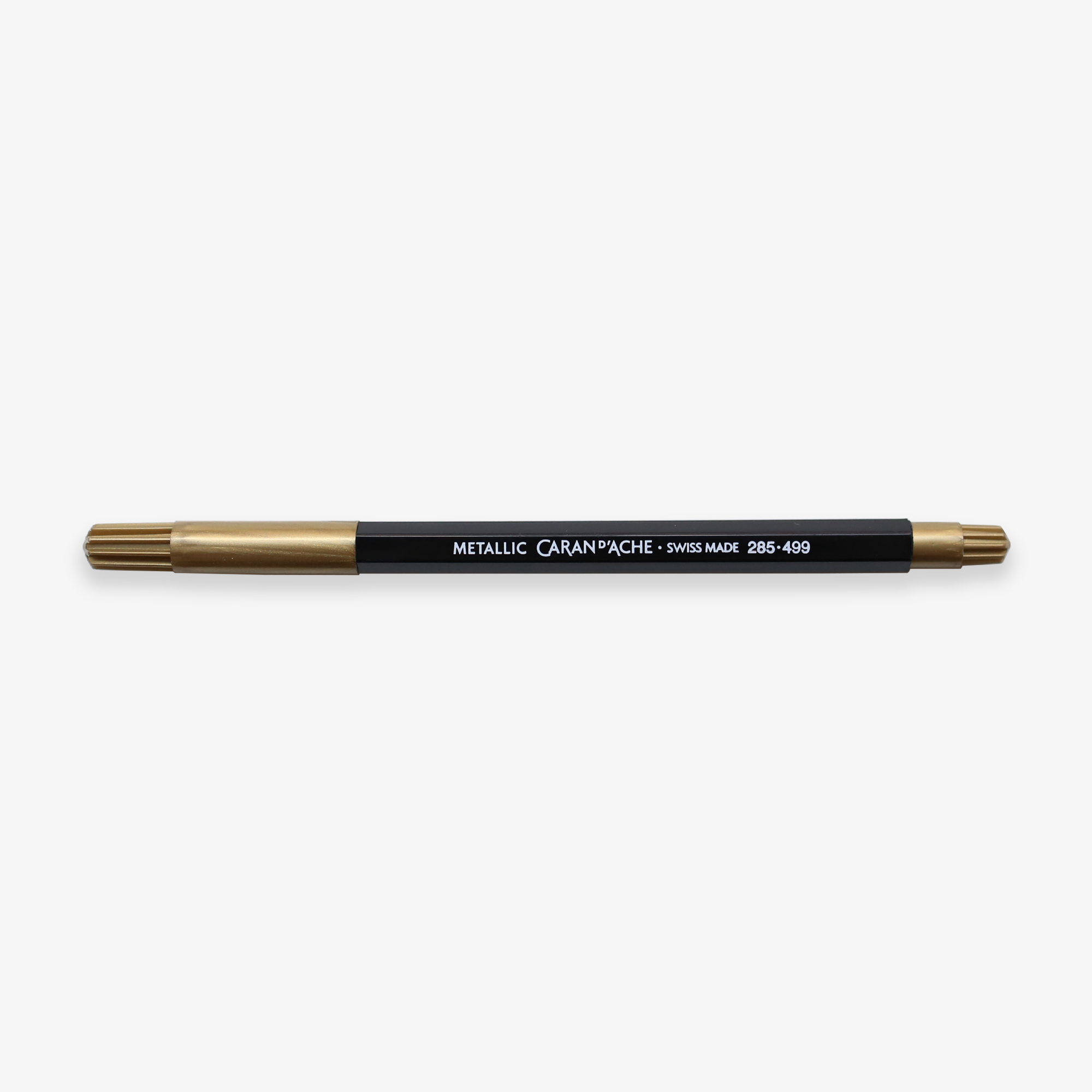 FIBRALO BRUSH MARKER PEN METALLIC // GOLD