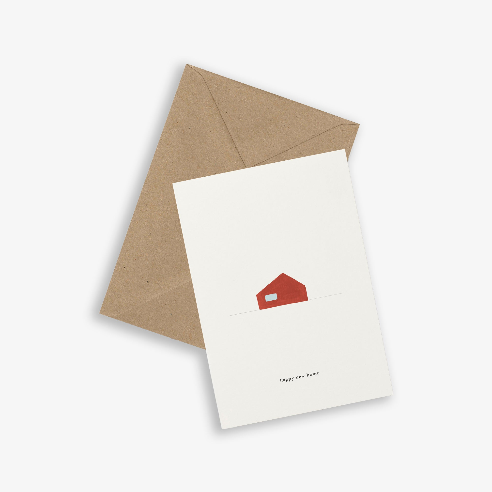 GREETING CARD / HOUSE