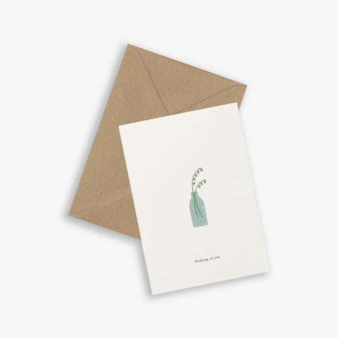 GIFT WRAPPING AND A HANDWRITTEN CARD