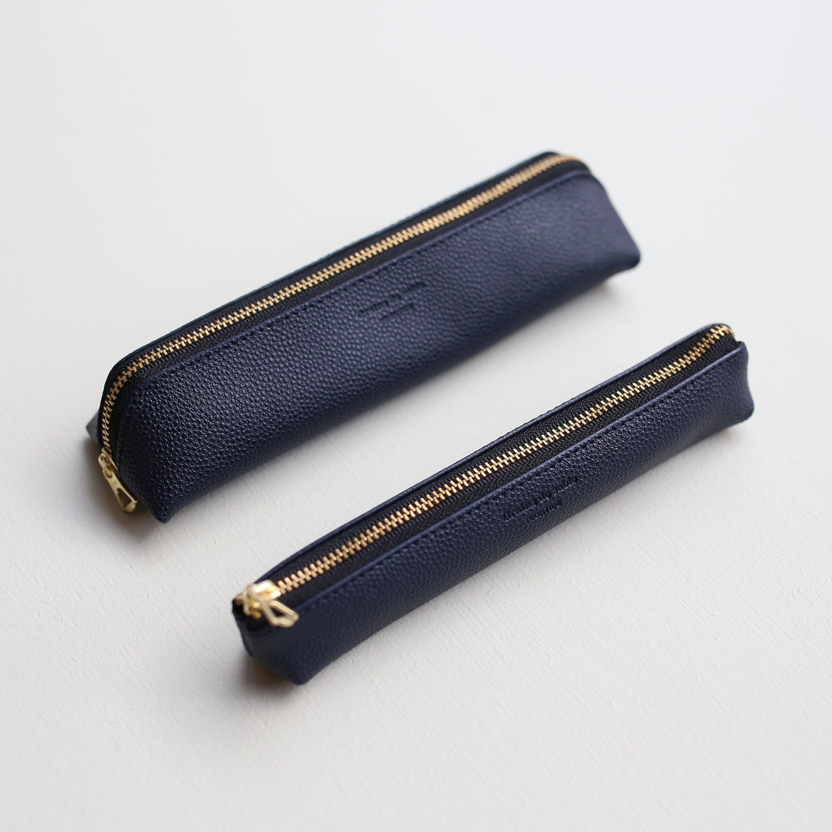PEN CASE  // NAVY