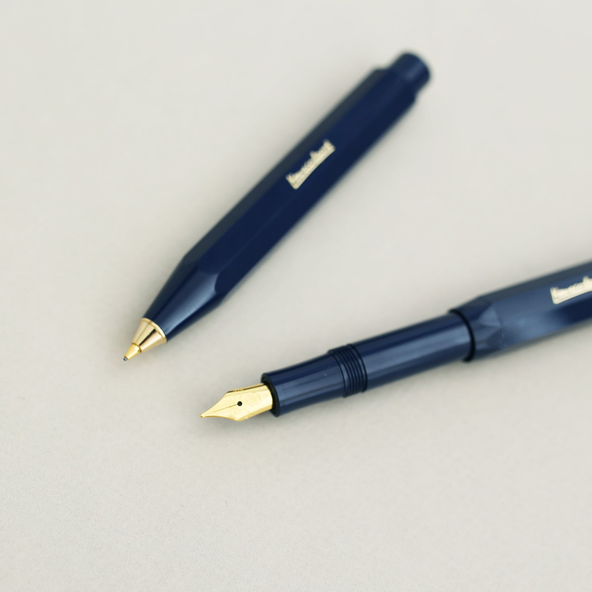 KAWECO CLASSIC SPORT MECHANICAL PENCIL 0.7 mm // NAVY