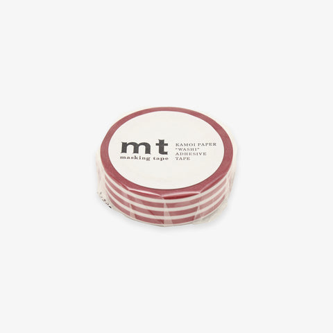 MT MASKING TAPE // PATTERN BORDER STRAWBERRY