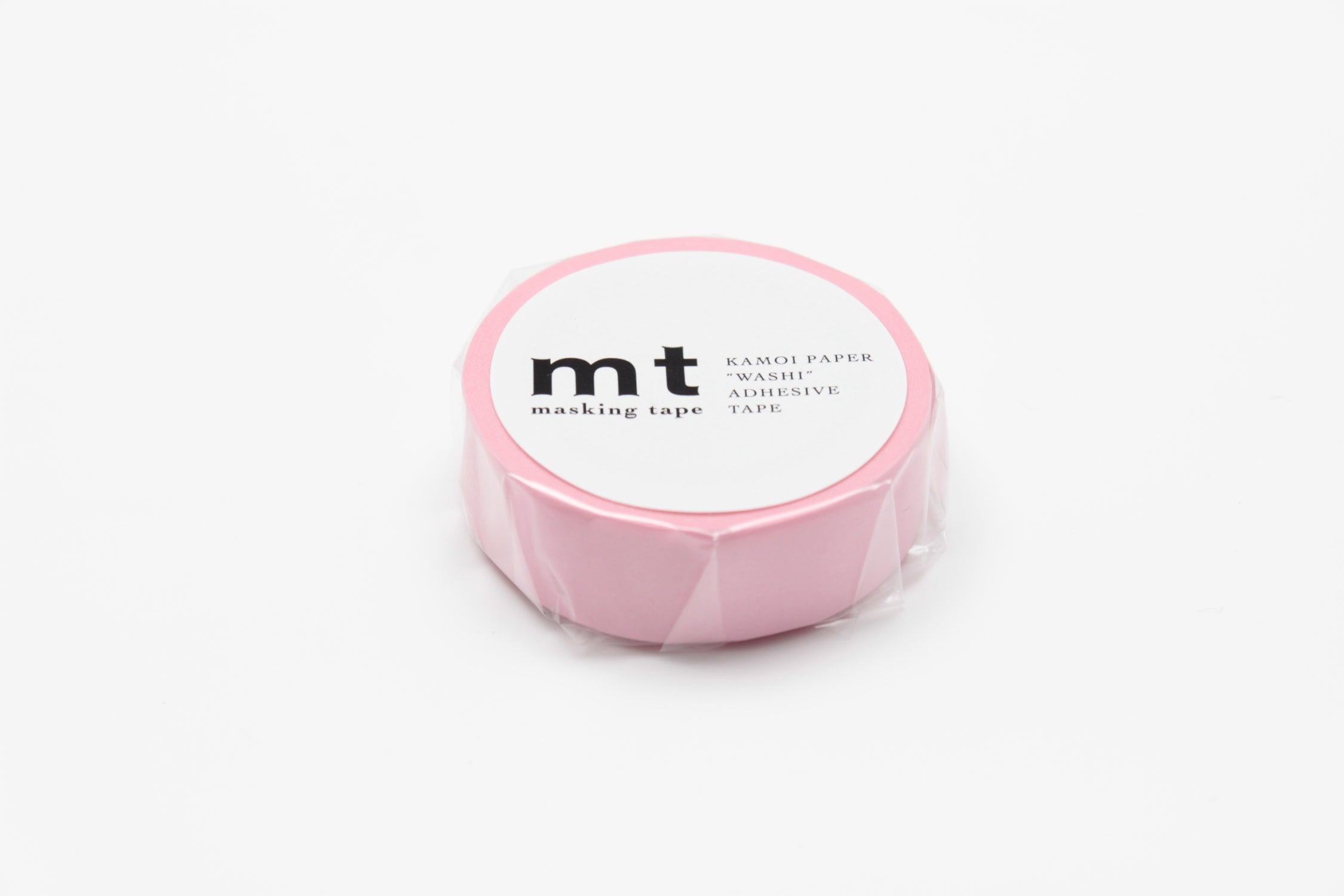 MASKING TAPE PLAIN ROSE PINK