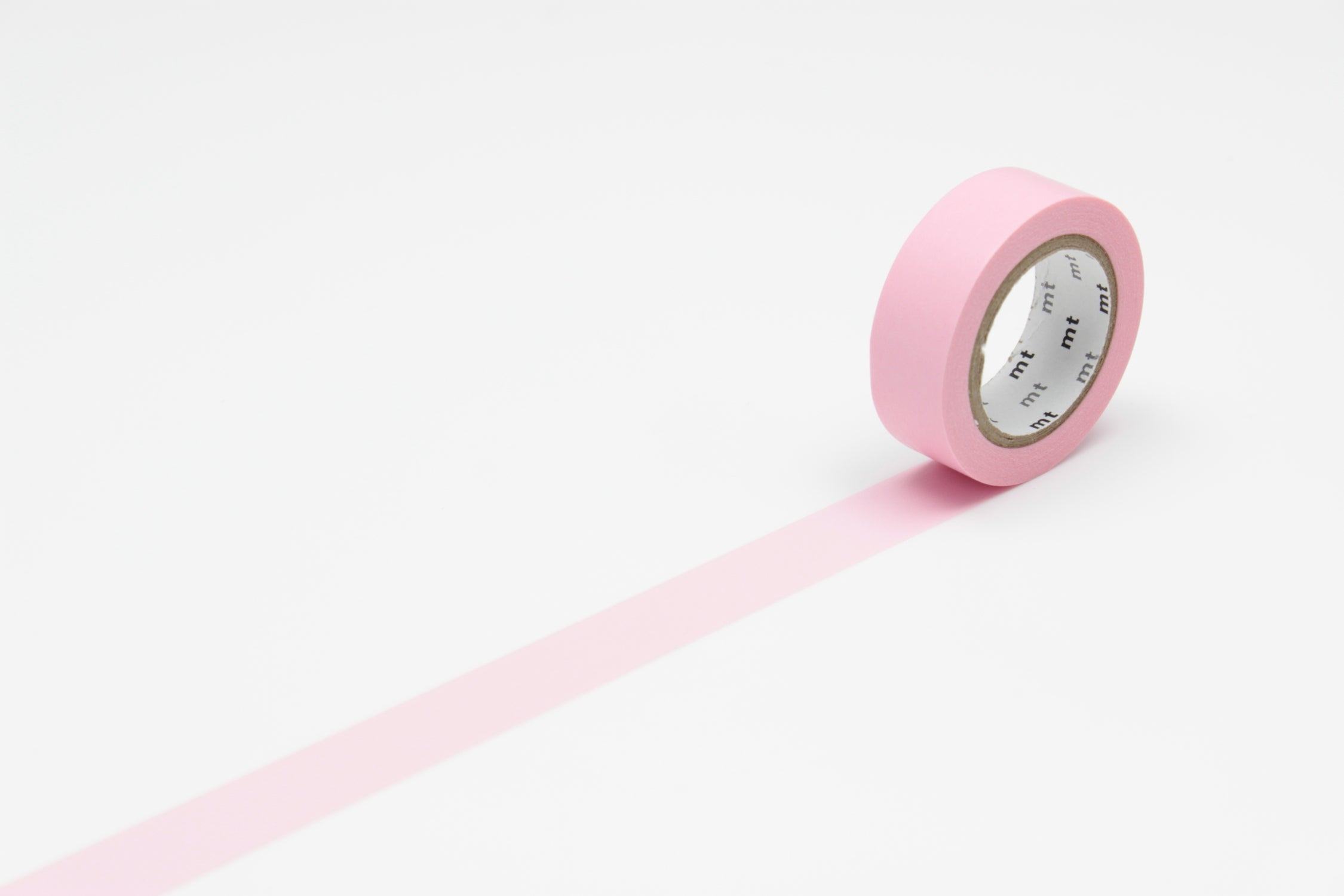 MT MASKING TAPE // PLAIN ROSE PINK