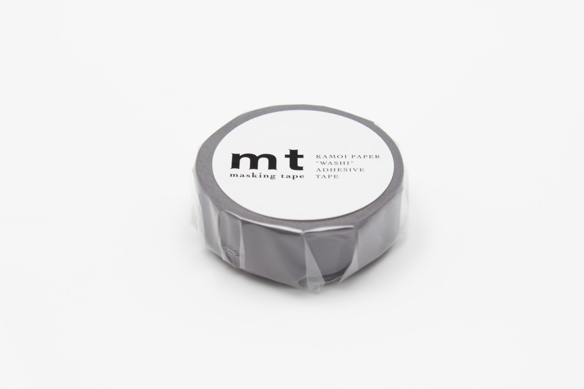 MASKING TAPE PLAIN PURPLE GREY