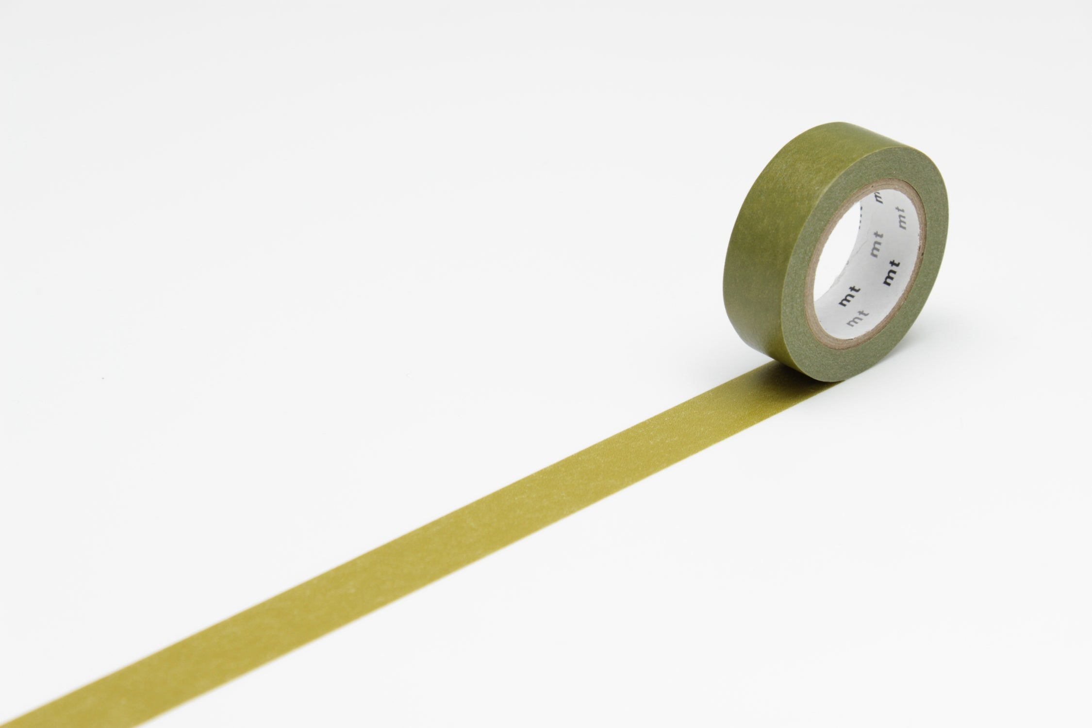 MASKING TAPE PLAIN OLIVE GREEN