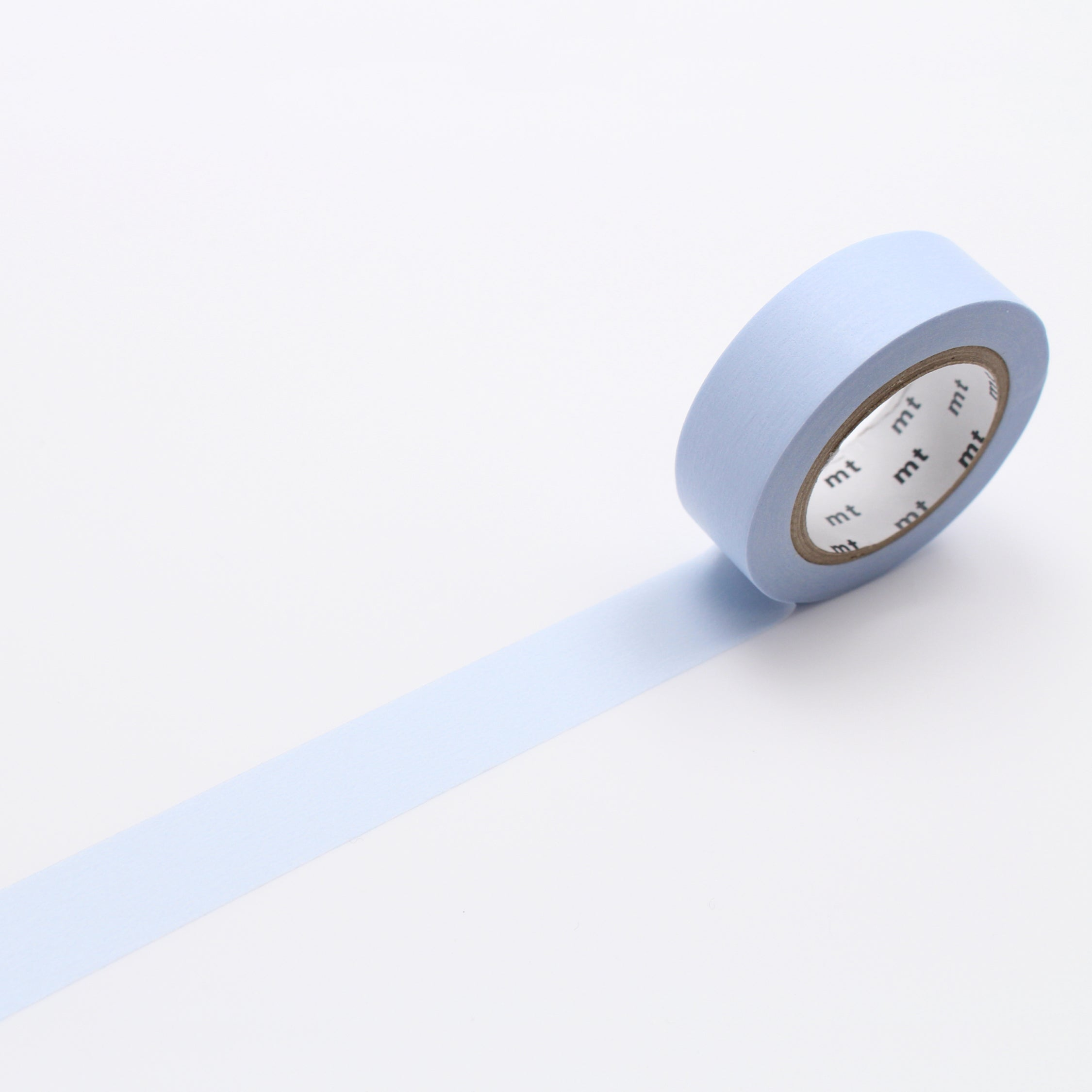 MASKING TAPE PLAIN PASTEL BLUE