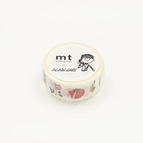 MT MASKING TAPE // PATTERN PLANT