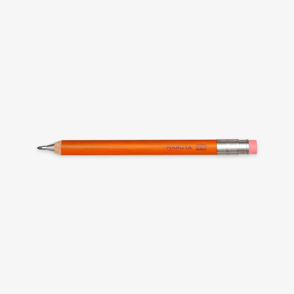 MARUTA MECHANICAL PENCIL 2.0mm // ORANGE