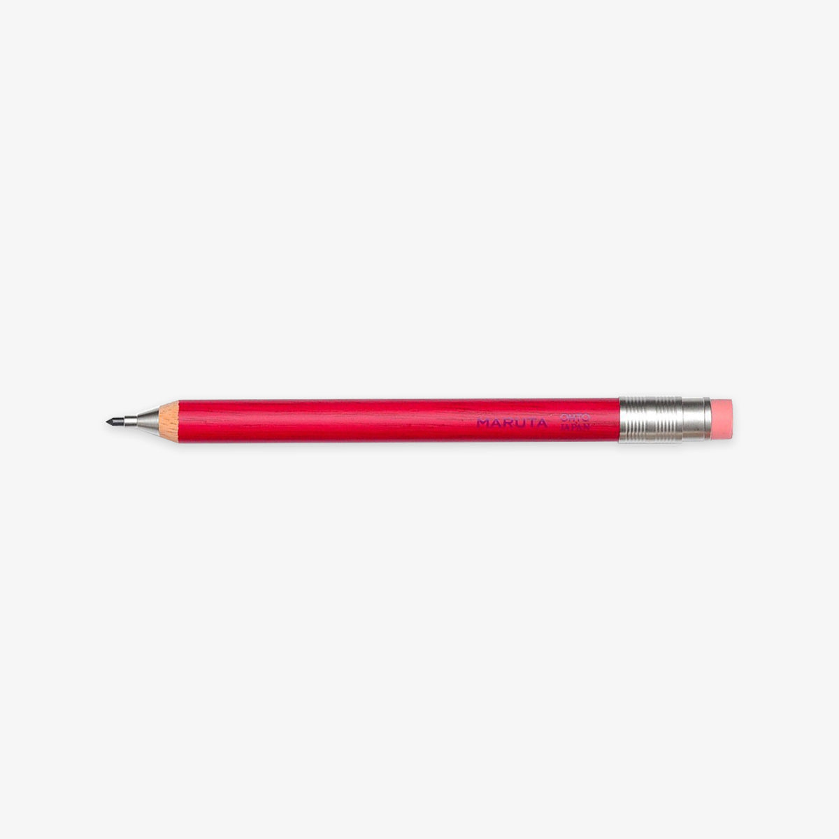 MARUTA MECHANICAL PENCIL 2.0mm // RED
