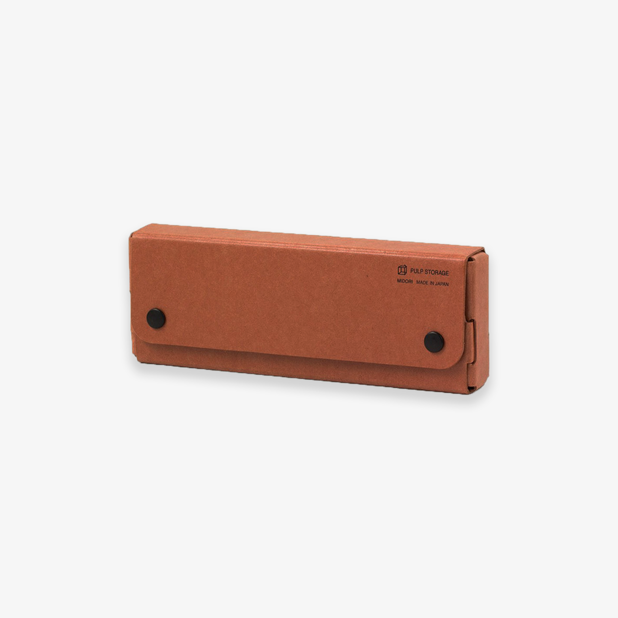 PULP PEN CASE PASCO // ORANGE-TAN