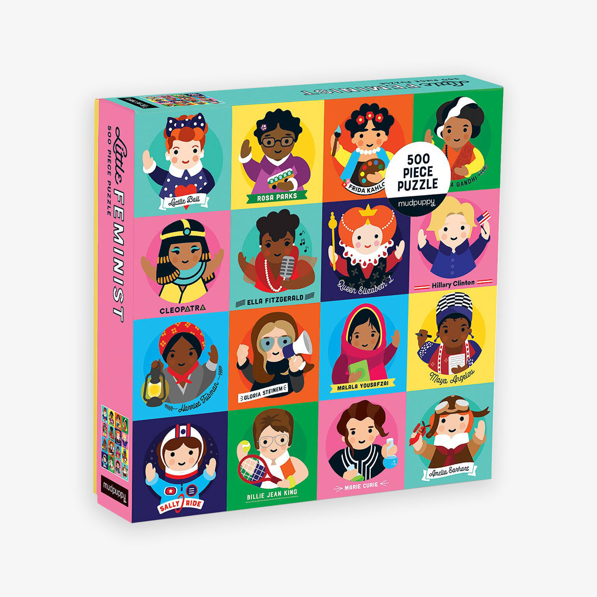 PUZZLE 'LITTLE FEMINIST' // 500 PCS