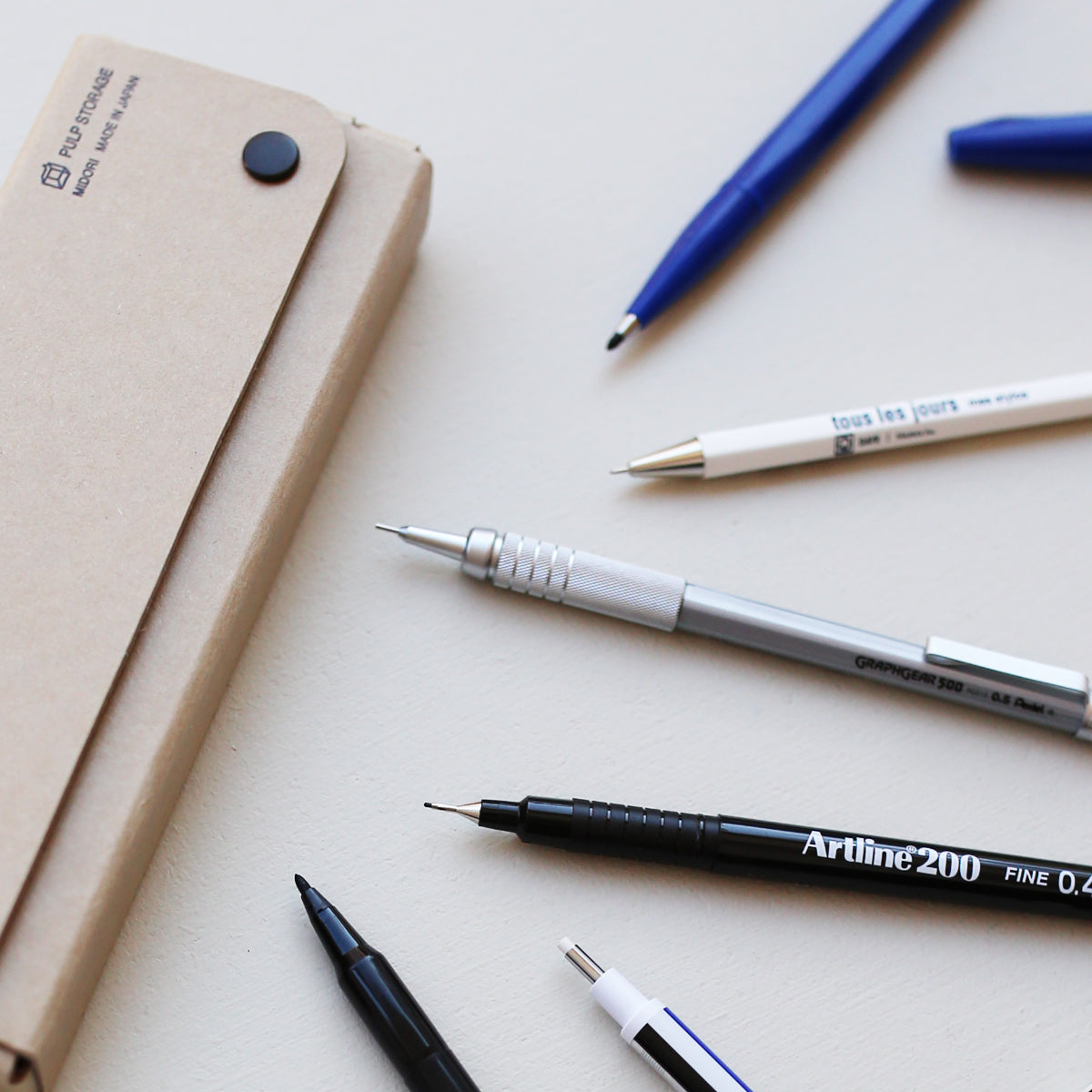 WRITE & SKETCH SET // ALL-TIME BASICS