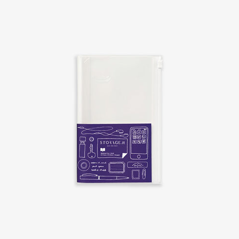 NOTEBOOK S, STORAGE IT // WHITE