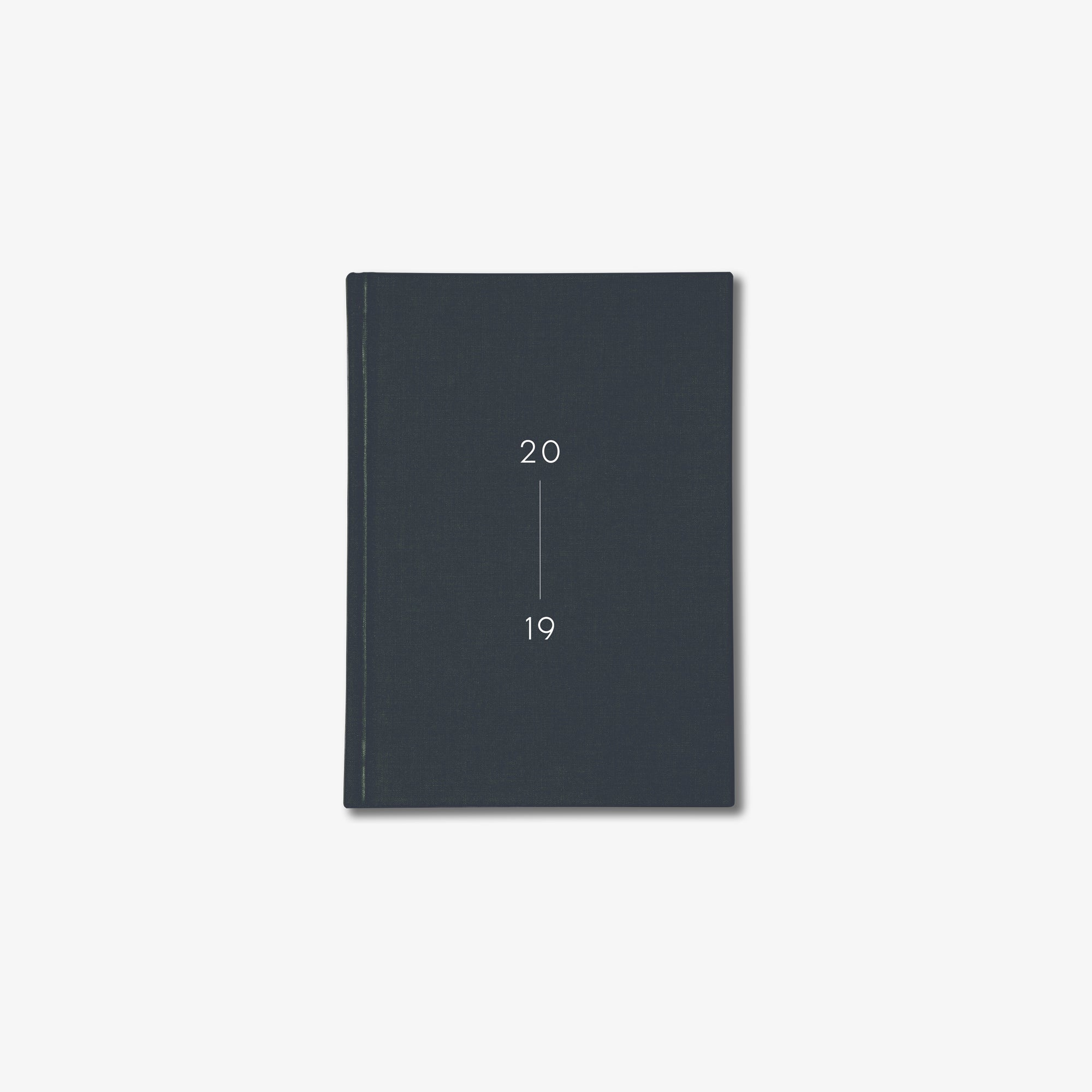 NOTEBOOK CALENDAR 2019 25% OFF