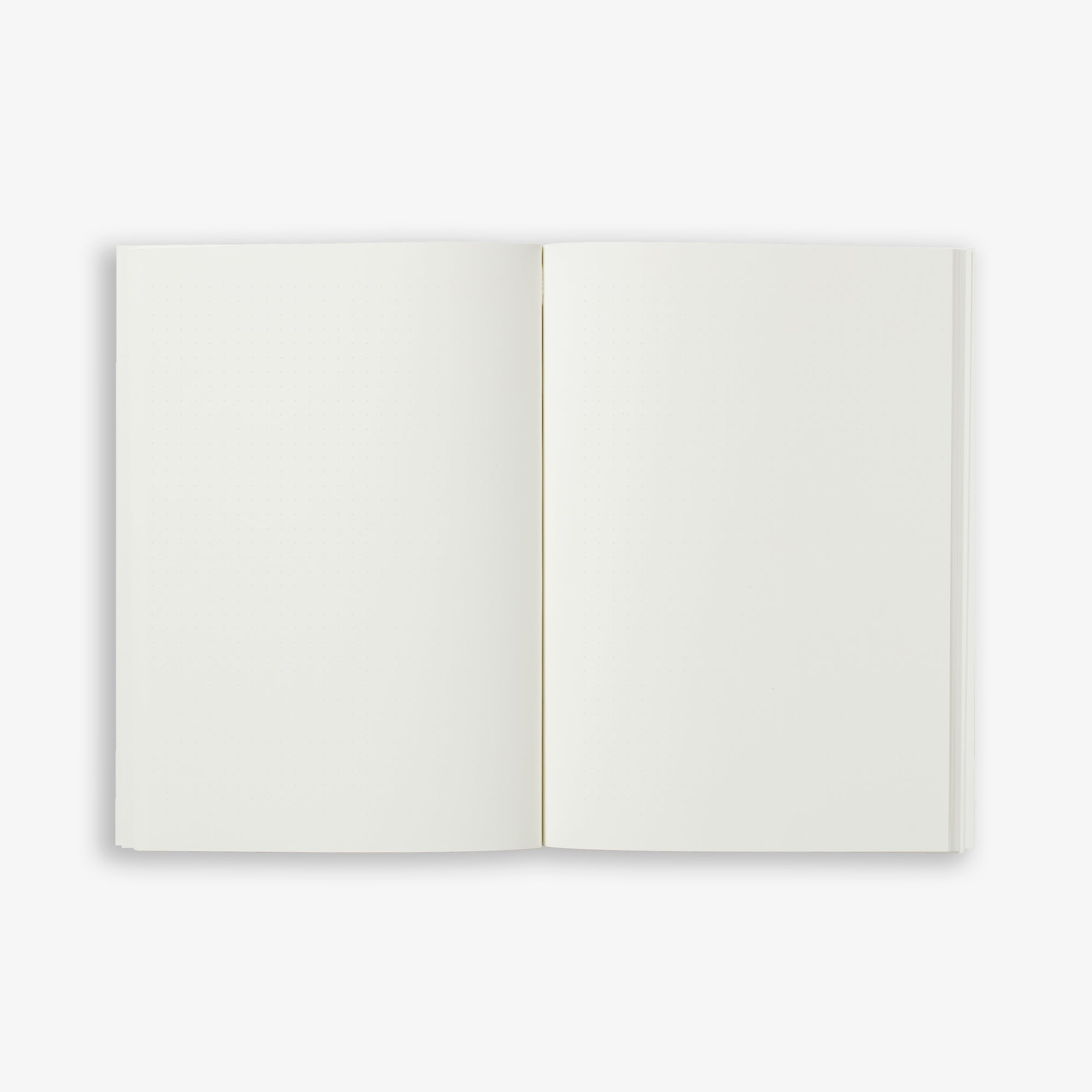 OPEN FLAT NOTEBOOK // BABURU PLUM
