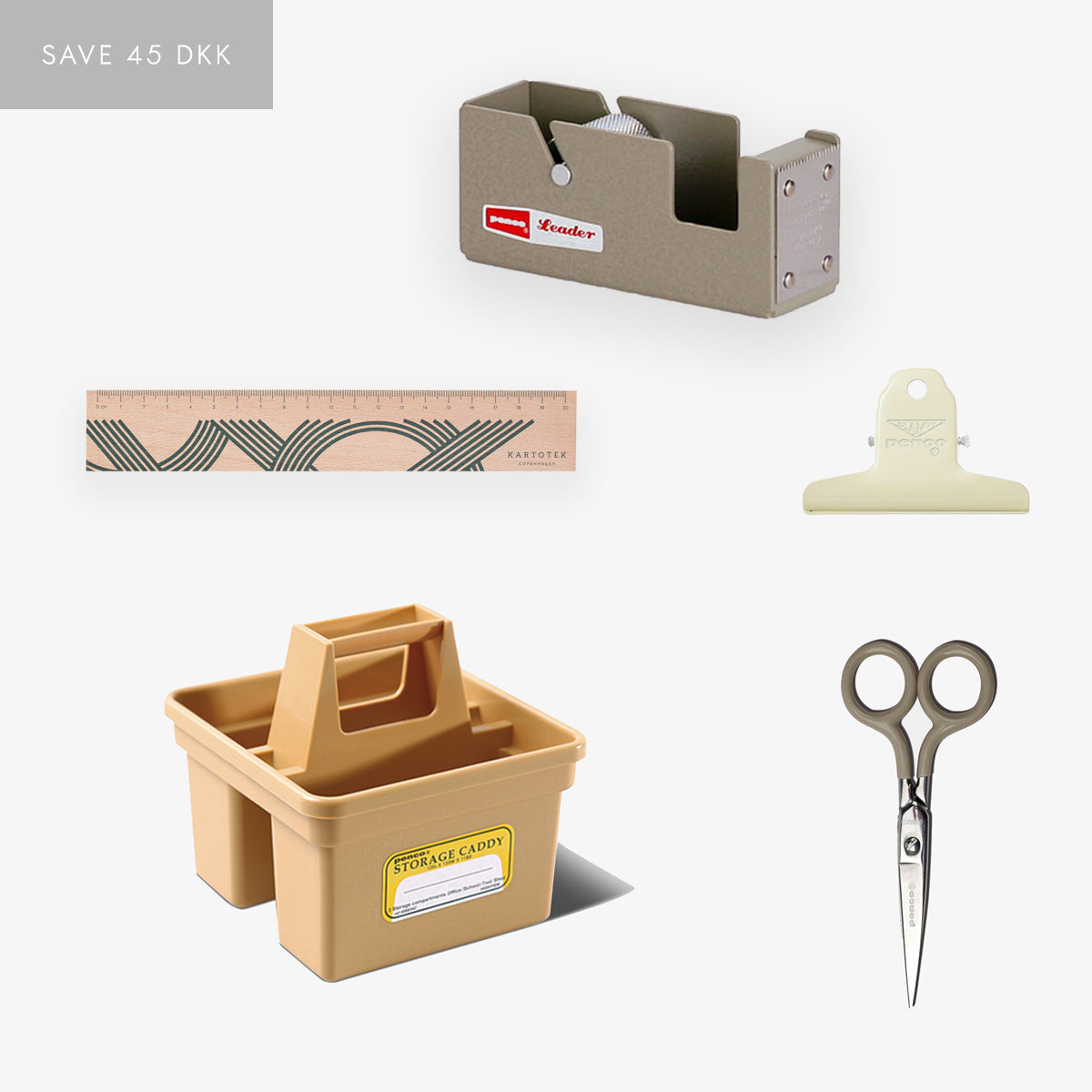 ORGANIZE YOUR DESK SET // BEAUTIFY YOUR DESK