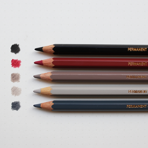 PABLO COLOURED PENCIL // BROWNISH BEIGE