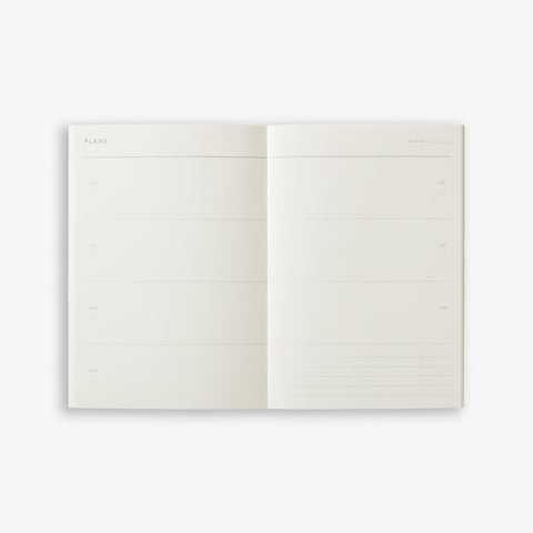 WEEKLY PLANNER NOTEBOOK