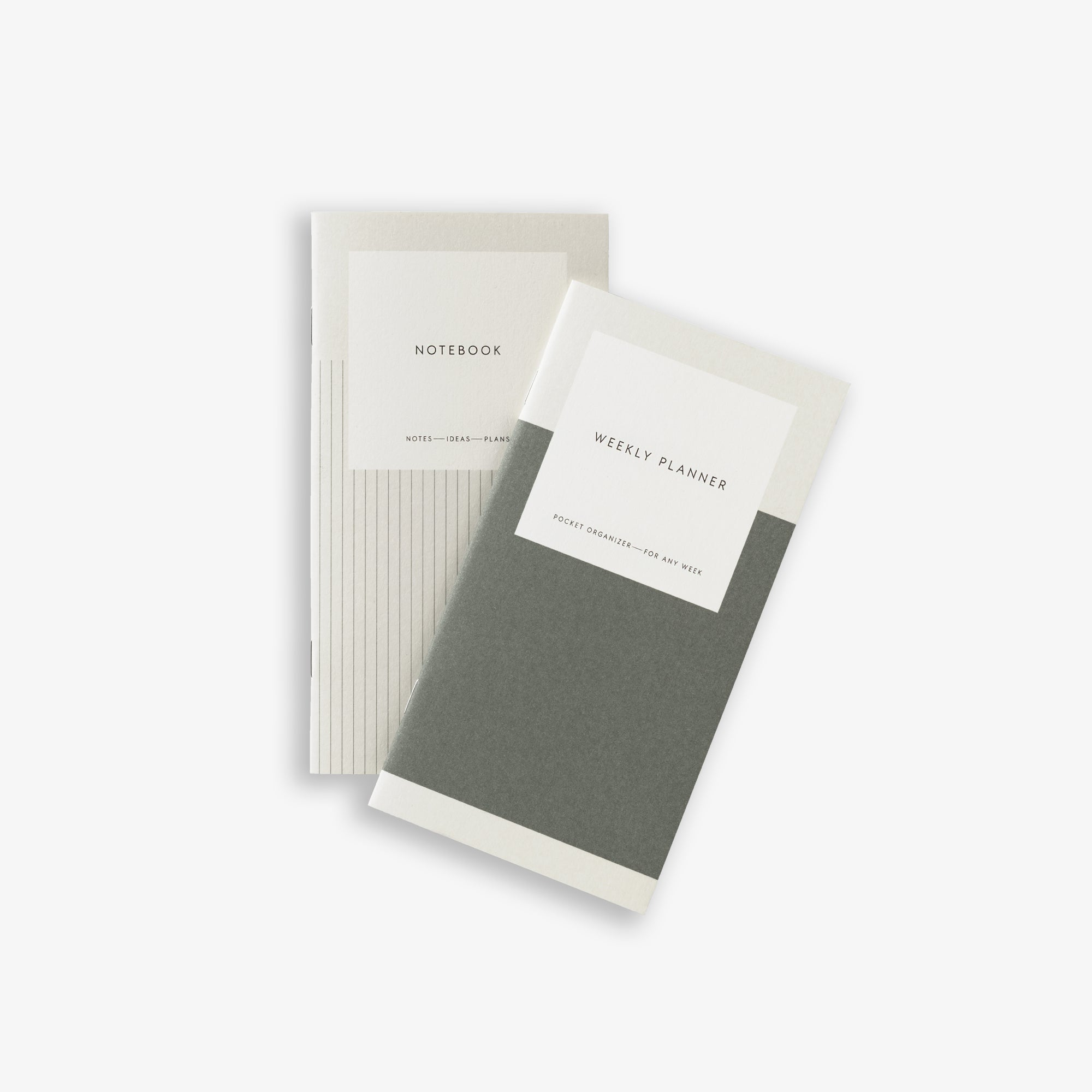 PLANNER SET POCKET