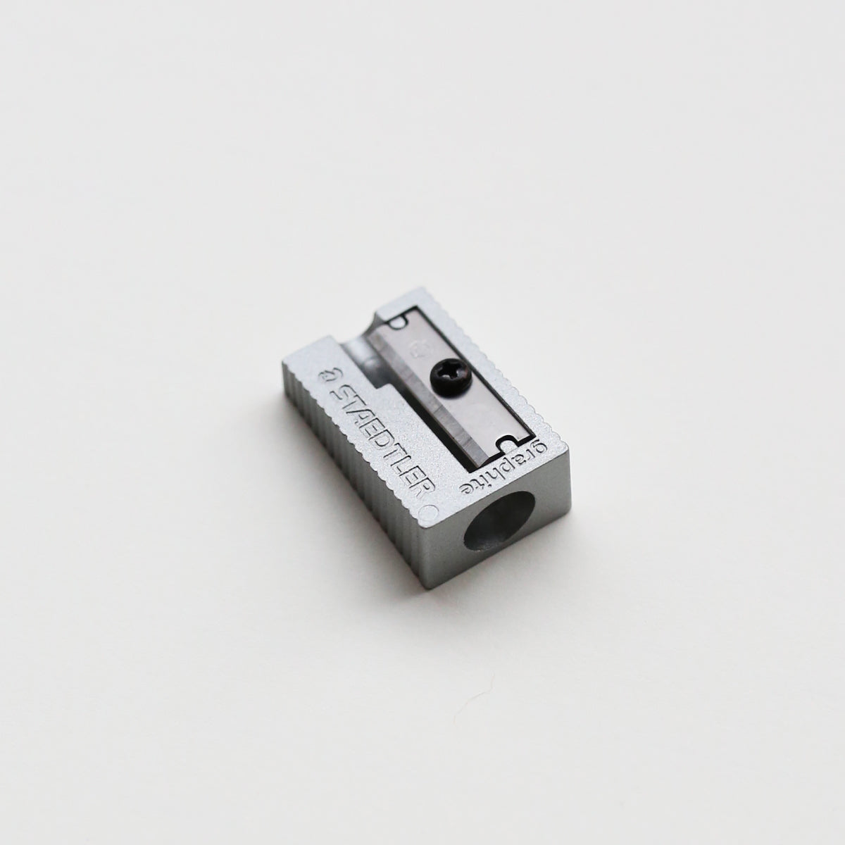 PENCIL SHARPENER // ONE HOLE