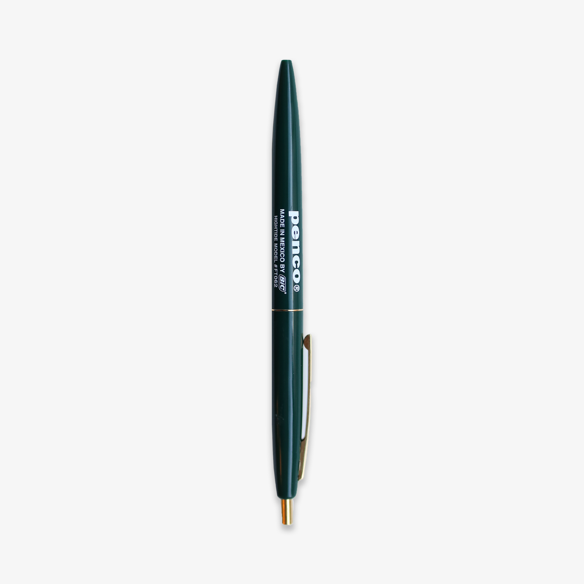 KNOCK BALLPOINT PEN // GREEN