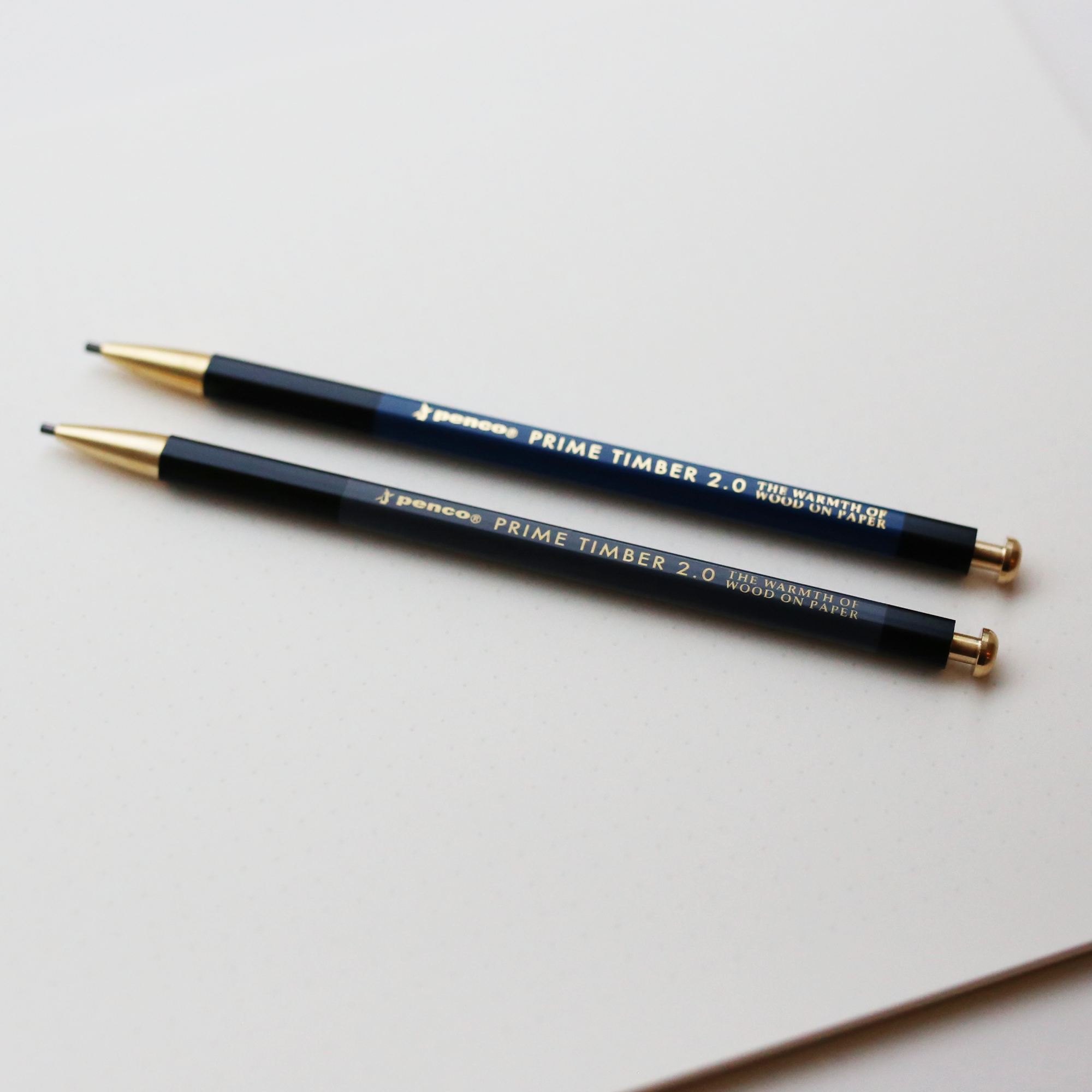 PRIME TIMBER PENCIL 2.0 mm // BRASS BLACK