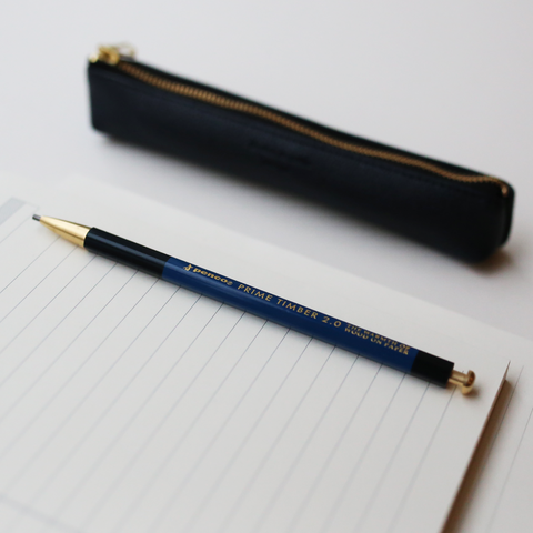 PRIME TIMBER PENCIL 2.0 mm // BRASS NAVY
