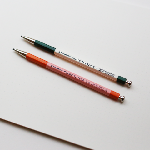 PRIME TIMBER PENCIL 2.0 mm // PINK